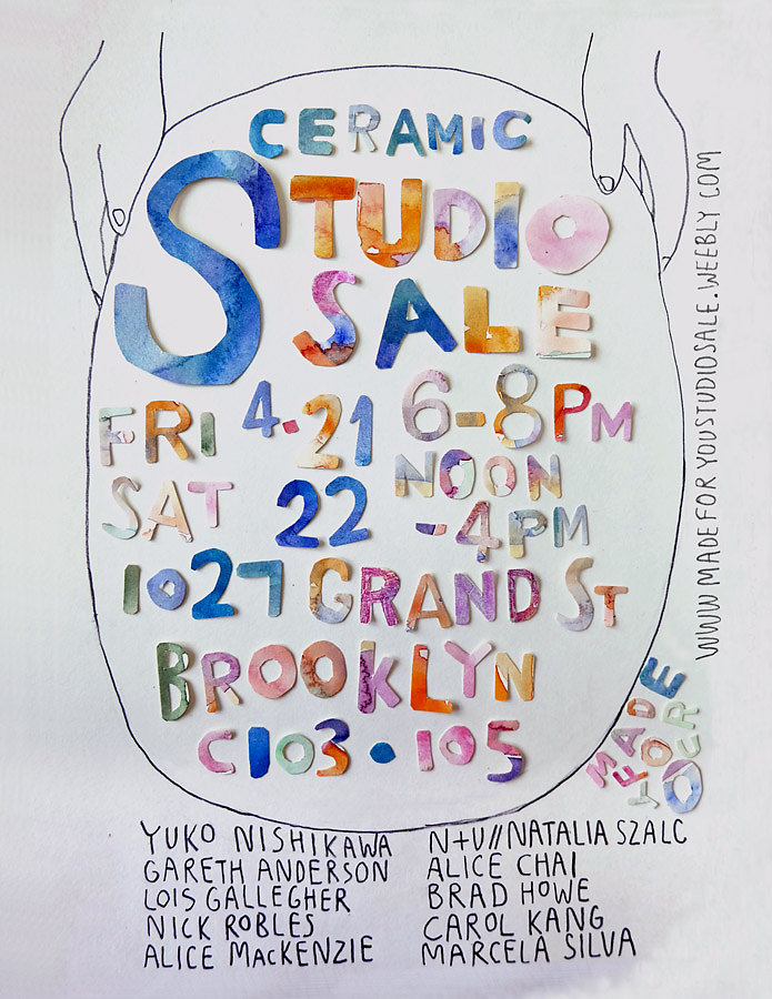 Ceramic Studio Sale